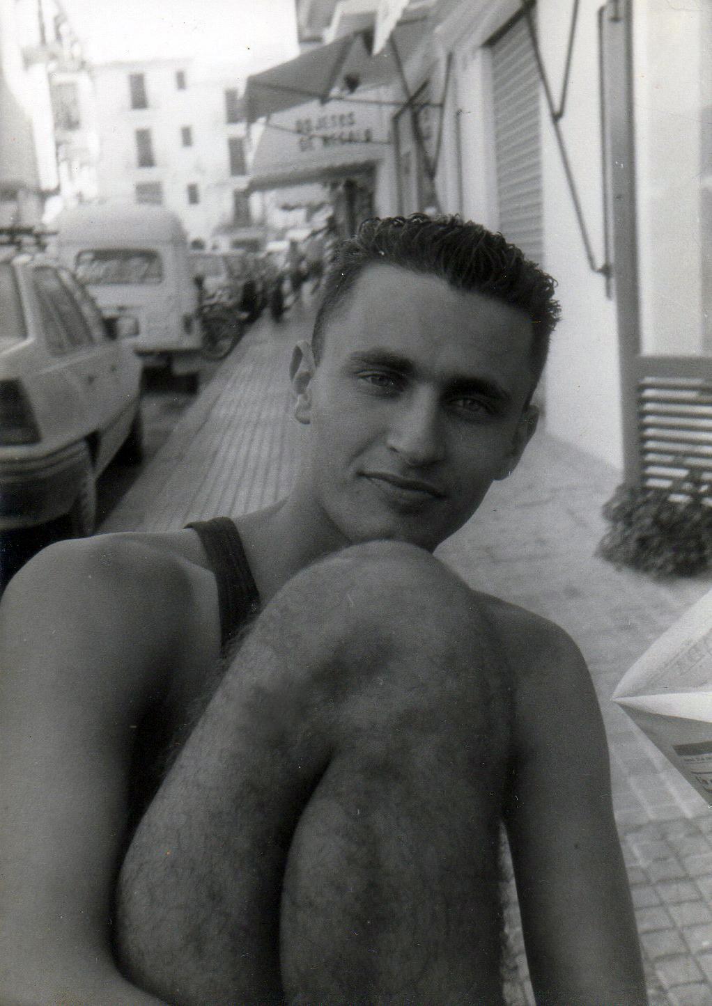 Living in Ibiza in 1991