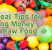 4 Great Tips for Saving Money with Raw Food