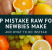 Top MISTAKE Raw Food Newbies Make and What to Do Instead