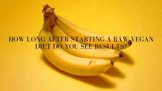 how long to diet to see the results