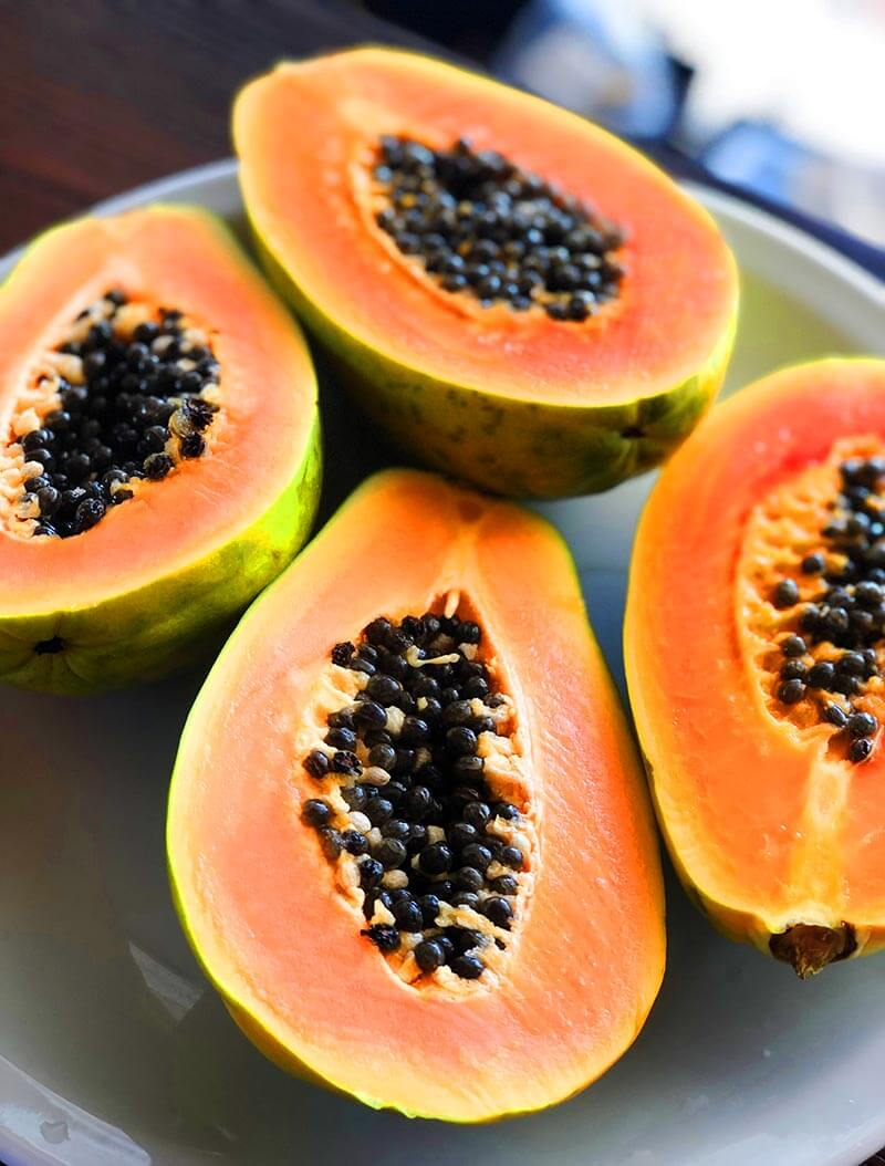 Brazilian Papayas