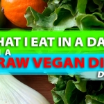 What I Eat In A Day (On A Raw Vegan Diet) – Day 3