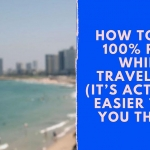 How to Eat 100% Raw While Travelling (It's Actually Easier than You Think)